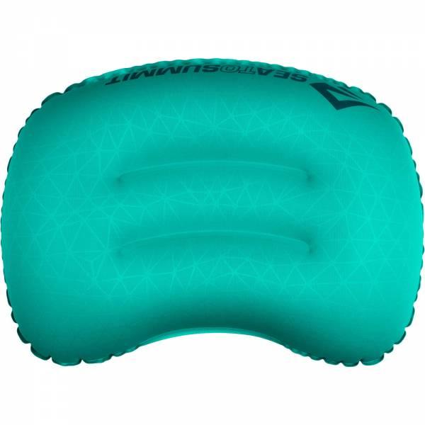 Sea to Summit Aeros Pillow Ultralight Regular - Kopfkissen sea foam - Bild 13