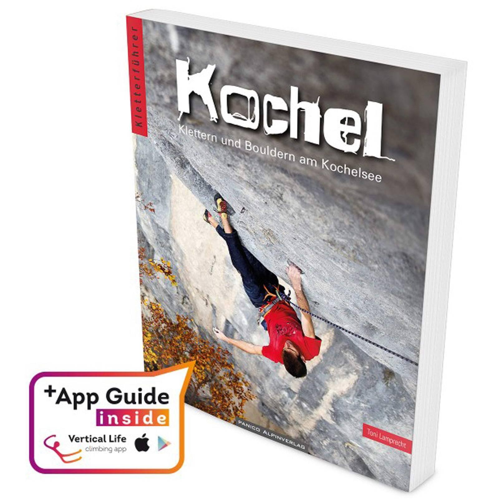 Panico Verlag Kochel - KletterfĂĽhrer