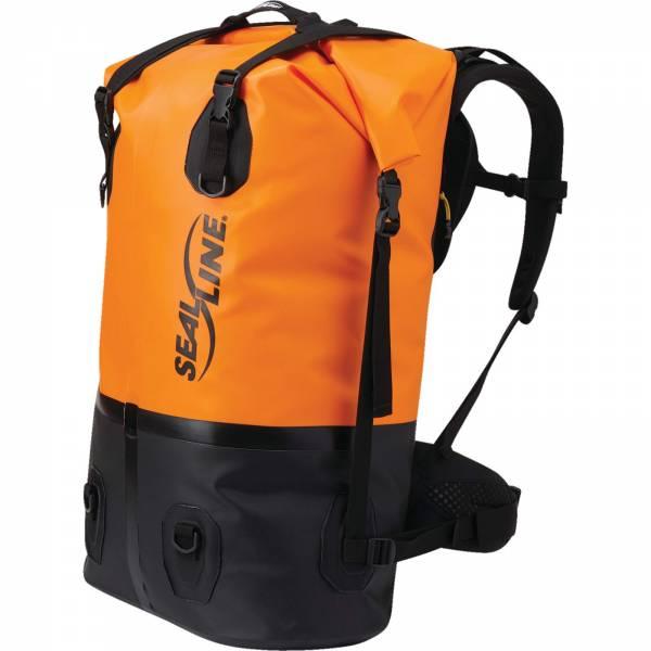 Sealline Pro™ 70 - wasserdichter Rucksack orange - Bild 3