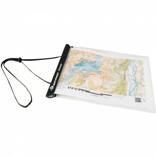 Sea to Summit Waterproof Map Case Small - Kartentasche - Bild 2