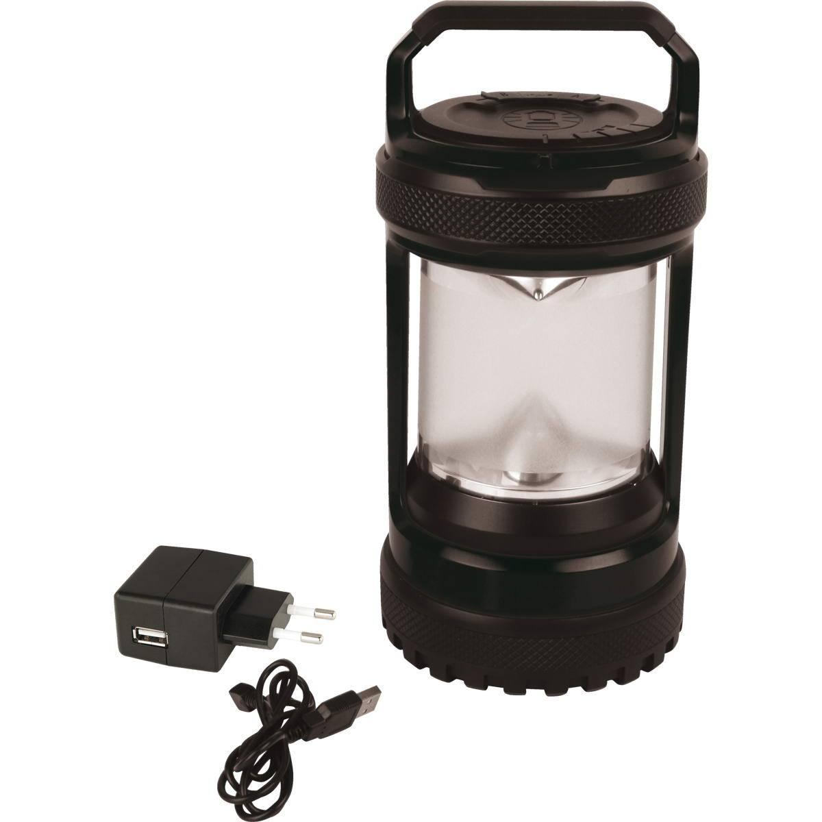 Coleman TWIST+ 300 Black LED Laterne - Campinglampe