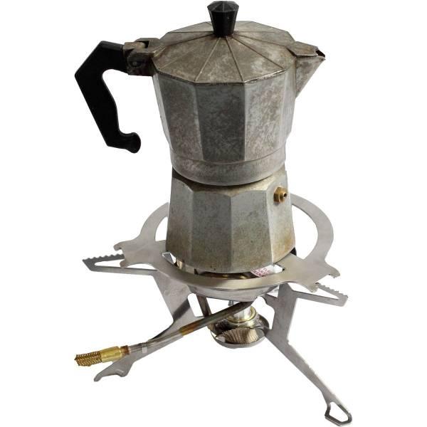 outdoortrends Kaffeemaschinen-Aufsatz für verschiedene Kocher - Bild 4