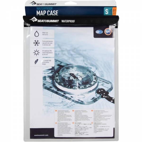 Sea to Summit Waterproof Map Case Small - Kartentasche - Bild 1
