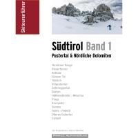 Panico Verlag Südtirol Band 1 - Skitourenführer