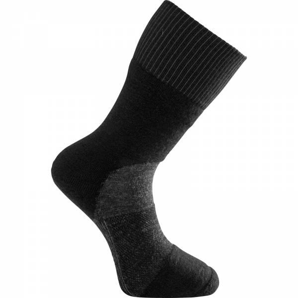 Woolpower Socks Skilled Classic 400 - Socken black-dark grey - Bild 1