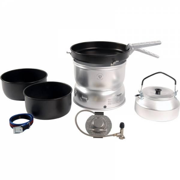 Trangia Sturmkocher Set groß - 25-6 UL - Gas - mit Wasserkessel - Bild 1