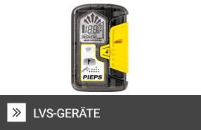 LVS Geräte für die Skitour