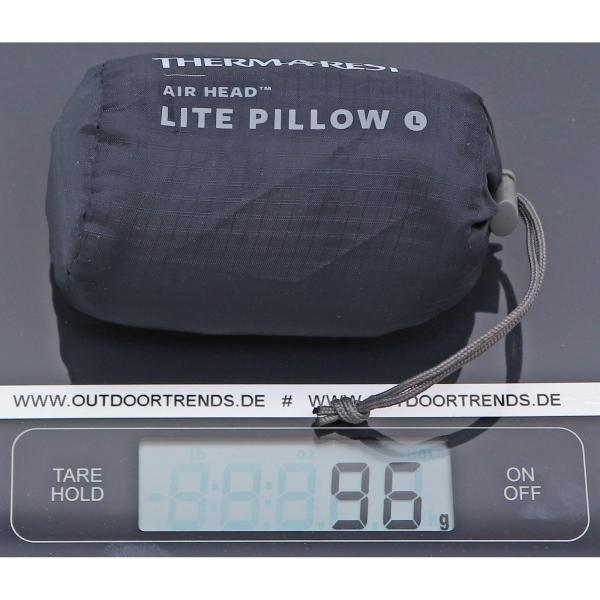 Therm-a-Rest Air Head Lite Pillow - Kissen deep pacific - Bild 4