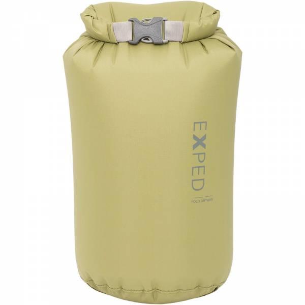 EXPED Fold Drybag - Packsack green - Bild 3