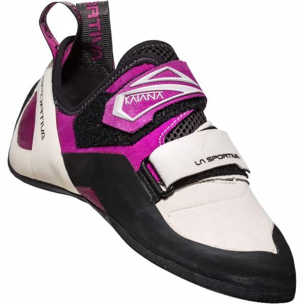 La Sportiva Katana Woman - Kletterschuhe white-purple - Bild 1