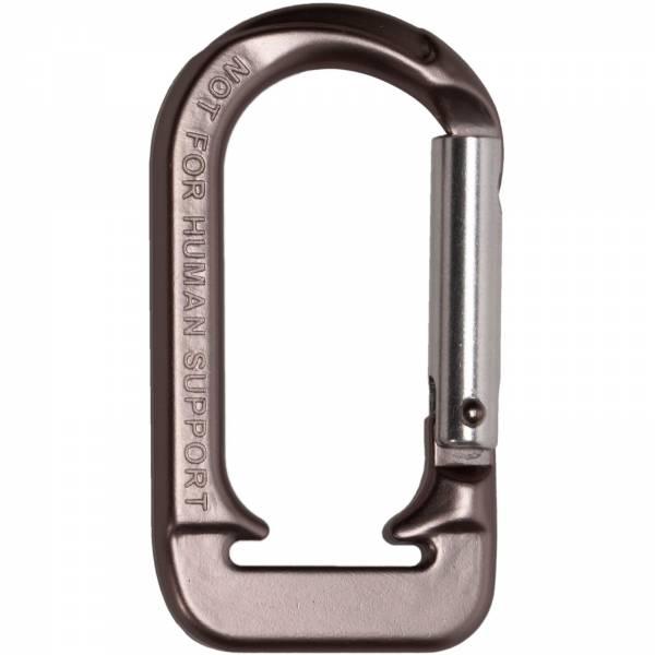 EXPED Pack Accessory Carabiner - Materialkarabiner grey - Bild 2