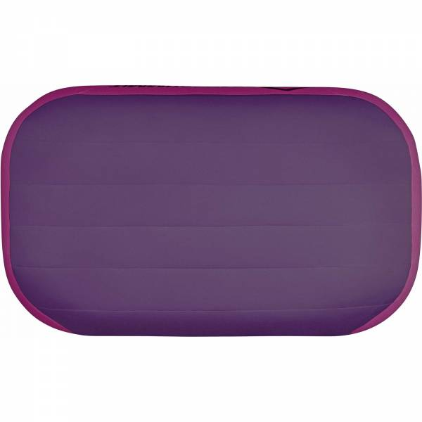 Sea to Summit Aeros Pillow Premium Deluxe - Kopfkissen magenta - Bild 13