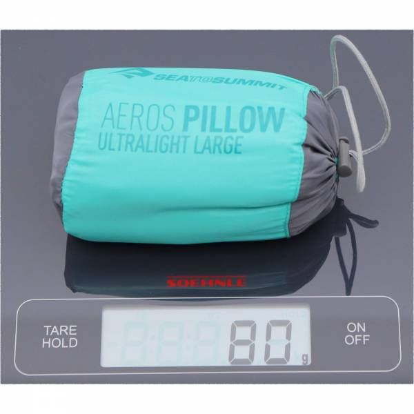 Sea to Summit Aeros Pillow Ultralight Large - Kopfkissen - Bild 15