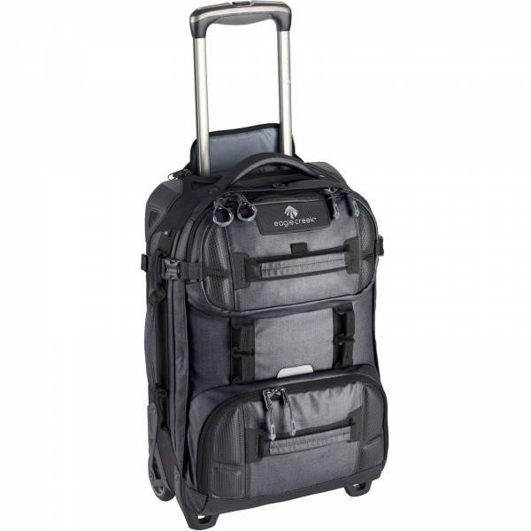Eagle Creek ORV Wheeled Duffel International Carry-On - Handgepäck-Trolley asphalt black - Bild 1