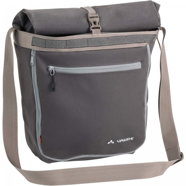 VAUDE ShopAir Back - Radtasche phantom black - Bild 1