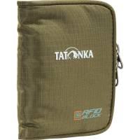 Tatonka Zipped Money Box RFID BLOCK - Geldbörse