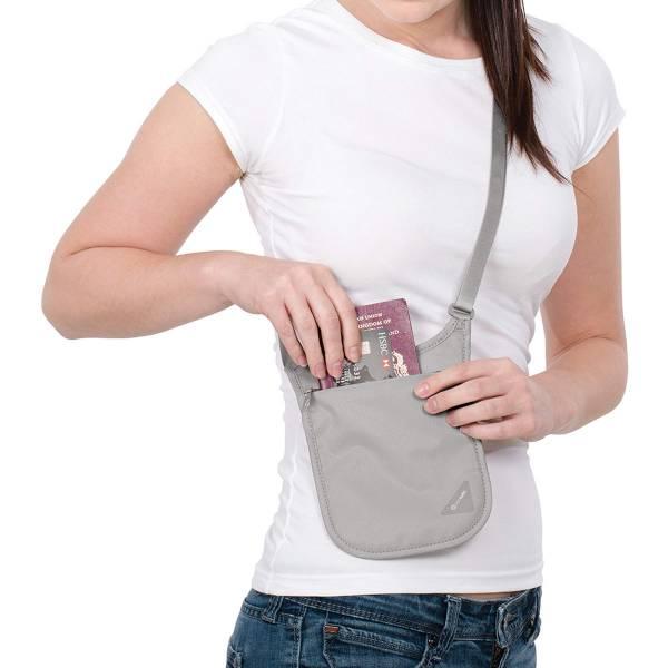 pacsafe CoverSafe V75 - RFID-Brustbeutel - Bild 4
