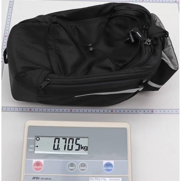 VAUDE Silkroad L (i-Rack) - Gepäckträgertasche - Bild 4