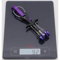Vorschau: Black Diamond Camalot C4 0.5 lila - Klemmgerät - Bild 2