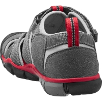 Vorschau: KEEN Youth Seacamp II CNX - Jugendsandalen magnet-racing red - Bild 4