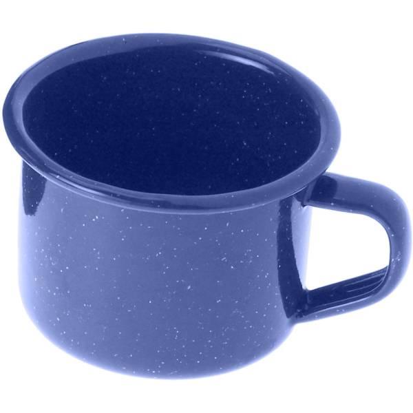 GSI Cup 4 FL. OZ. - Enamel Becher blue - Bild 1