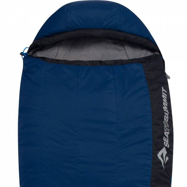 Sea to Summit Trailhead ThII Regular - Schlafsack cobalt-midnight - Bild 6