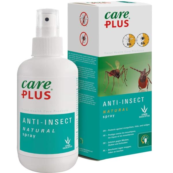 Care Plus Anti-Insect Natural Spray - 200 ml - Bild 1