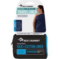 Vorschau: Sea to Summit Silk Cotton Travel Liner Standard - Bild 1