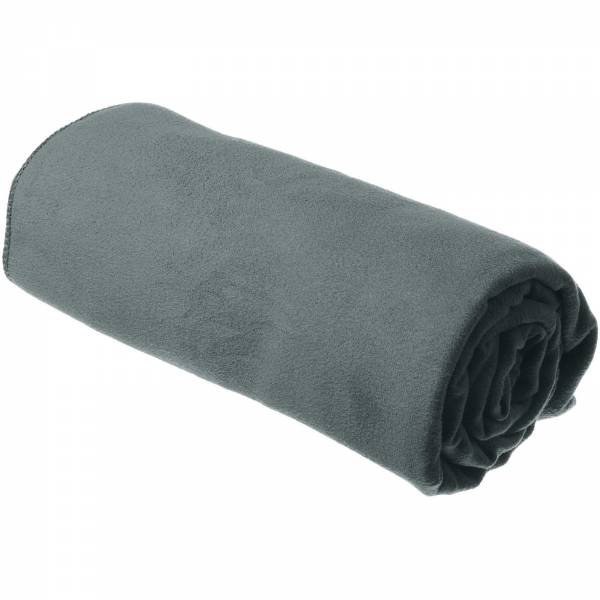 Sea to Summit DryLite Towel L - Camping-Handtuch grey - Bild 2