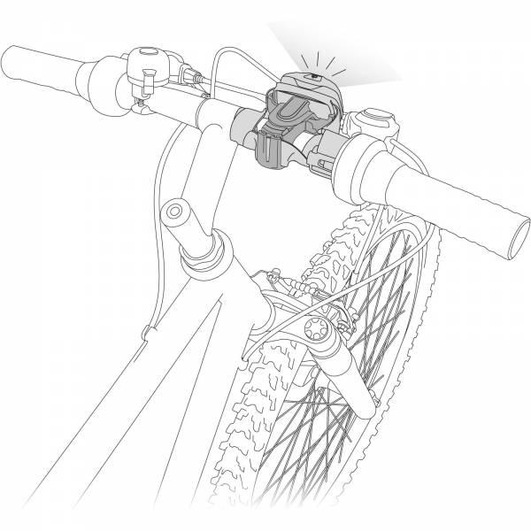 Petzl Bike Adapt - Stirnlampenhalterung Fahrrad - Bild 2