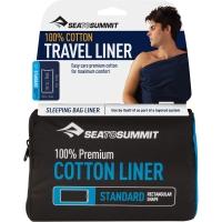 Vorschau: Sea to Summit Cotton Liner Rectangular Standard - Bild 1
