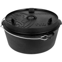 Petromax Feuertopf ft 12-t ohne Füße - Dutch Oven