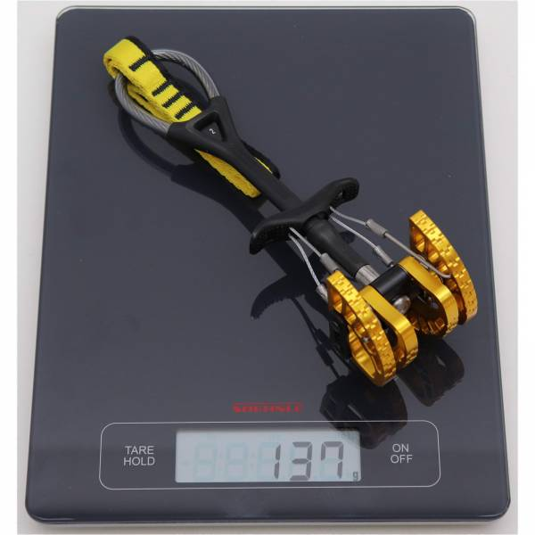 Black Diamond Camalot C4 2.0 gelb - Klemmgerät - Bild 2