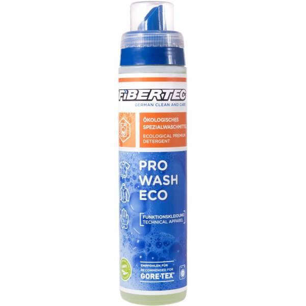 FIBERTEC Pro Wash Eco 250 ml - Spezial-Waschmittel - Bild 1
