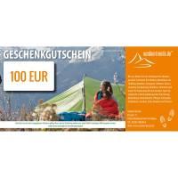 outdoortrends Geschenkgutschein - 100 EUR