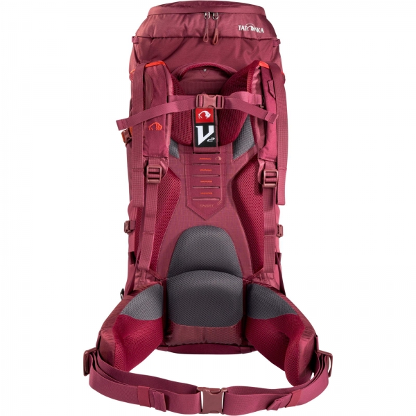 Tatonka Yukon 50+10 Women - Trekkingrucksack bordeaux red - Bild 8