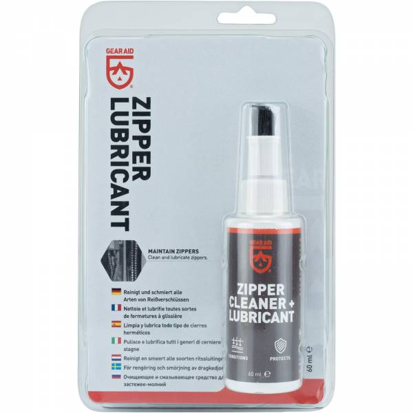 GEAR AID  Zipper Lubricant - Reißverschlusspflege - Bild 1