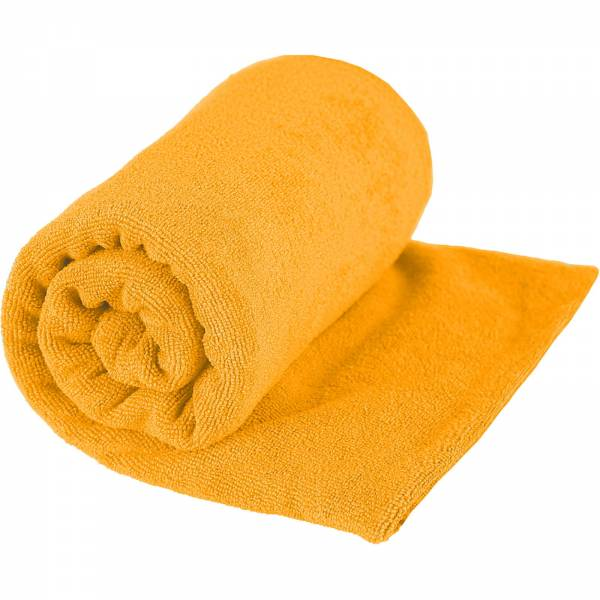 Sea to Summit Tek Towel M - Funktionshandtuch orange - Bild 8