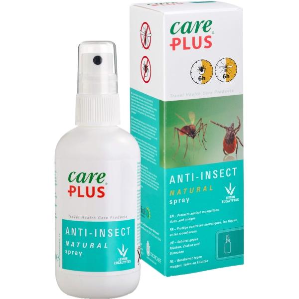 Care Plus Anti-Insect Natural Spray - 100 ml - Bild 1