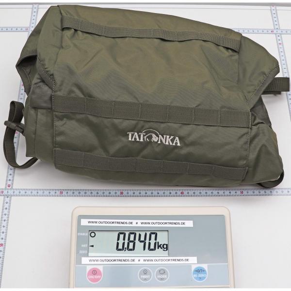 Tatonka Packsack für Lastenkraxe olive - Bild 4