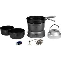 Trangia Sturmkocher Set groß - 25-6 HA - Gas - mit Wasserkessel