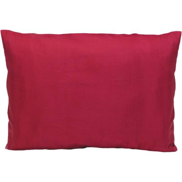 COCOON Silk Cotton Pillow Case Medium - Kopfkissenüberzug monks red - Bild 1