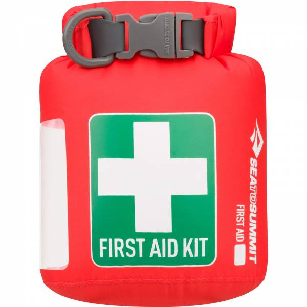 Sea to Summit First Aid Dry Sack - Packsack red - Bild 1