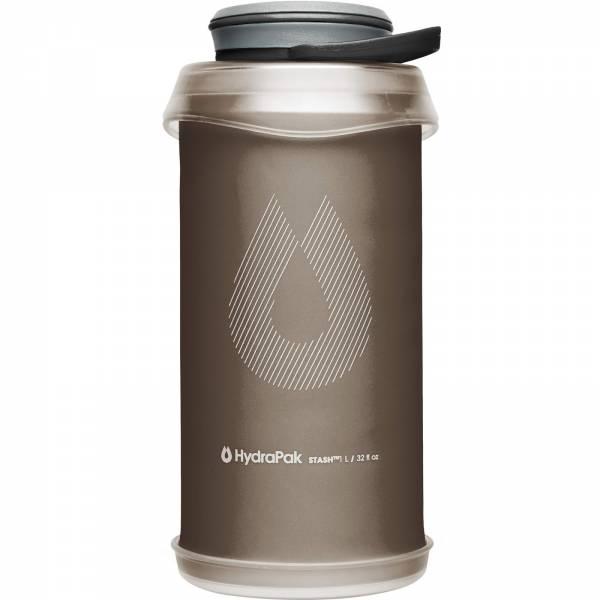 HydraPak Stash 1 Liter - Faltflasche mammoth - Bild 2