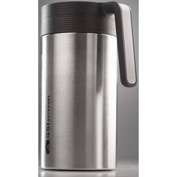 GSI Glacier Stainless® Java Press™ - Kaffee-Kanne mit Filter - Bild 5