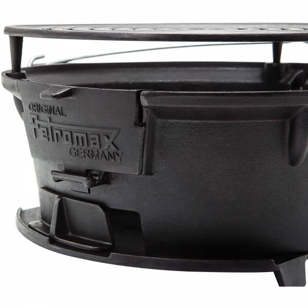 Petromax Feuergrill tg3 - Holzkohlegrill - Bild 6