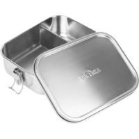 Tatonka Lunch Box II Lock 1000 ml - Edelstahl-Proviantdose