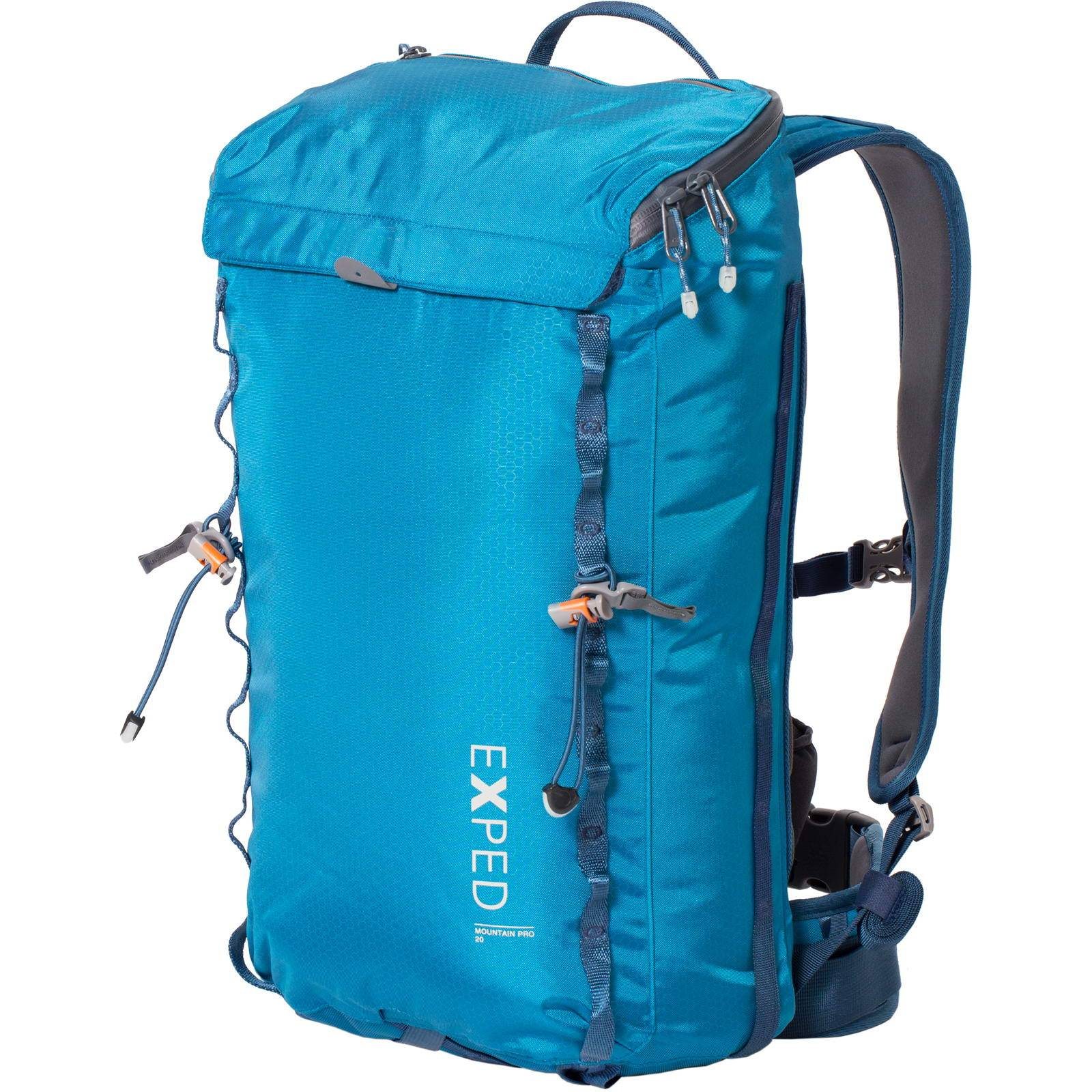 EXPED Mountain Pro 20 - Rucksack deep sea blue