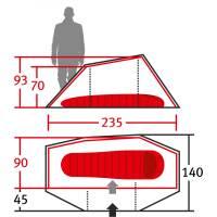 Vorschau: Wechsel Tents Aurora 1 - Travel Line oak - Bild 3