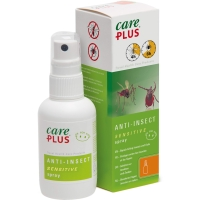 Care Plus Anti-Insect Sensitive Spray - 60 ml